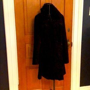 Medium, White House Black Market Dressy coat.